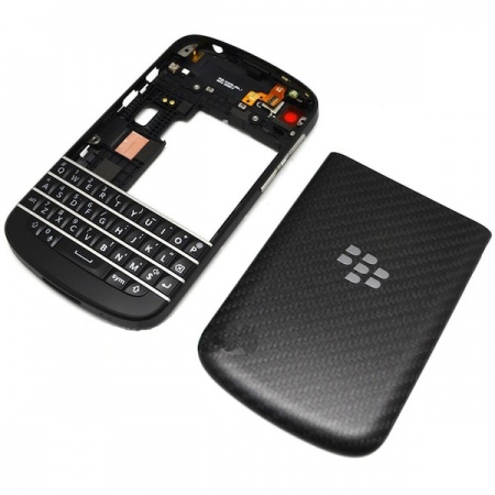 Корпус Черный BlackBerry Q10